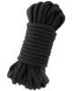 Corda Kunbaku nera 5m - Darkness