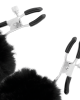 Morsetti neri con pelliccia - Darkness