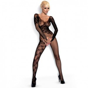 Bodystocking Nero F210 S/M/L