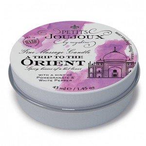 """Candela da massaggio """"Orient"""" 43 ml Petits Joujoux"""