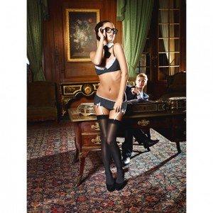 Completo Sexy Secretary M/L - Baci lingerie