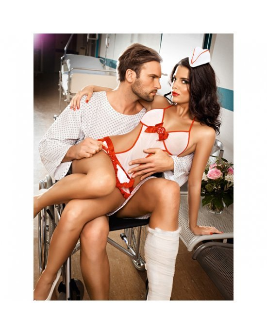 Costume Candy Nurse Set - Baci lingerie