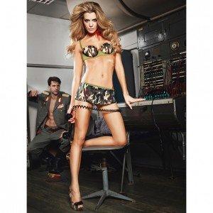 Costume Soldier Set  M/L - Baci lingerie