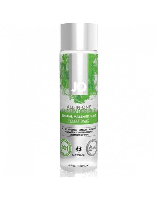 Crema da massaggio cetriolo 120 ml - Jo system