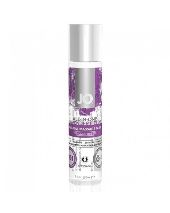 Crema da massaggio lavanda 30 ml - Jo system