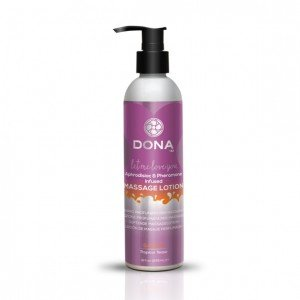 Crema massaggio Tropical Tease 250ml - Dona