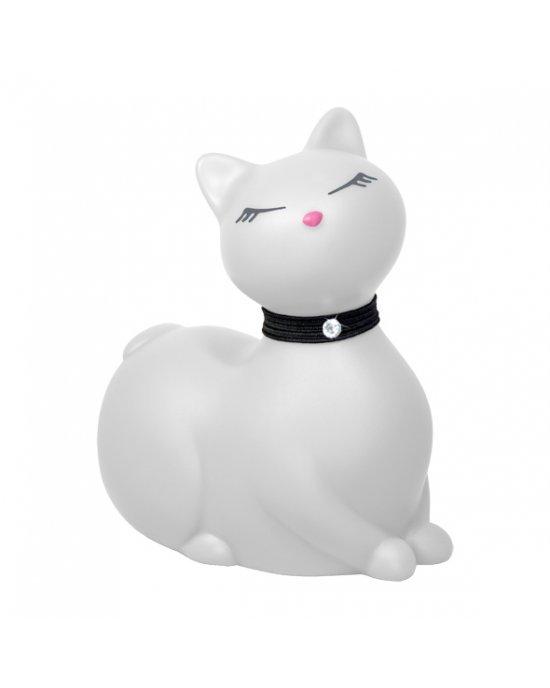 Gattino vibrante bianco - Big Teaze Toys