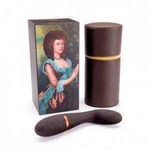Georgiana vibratore punto-G - Coco de Mer