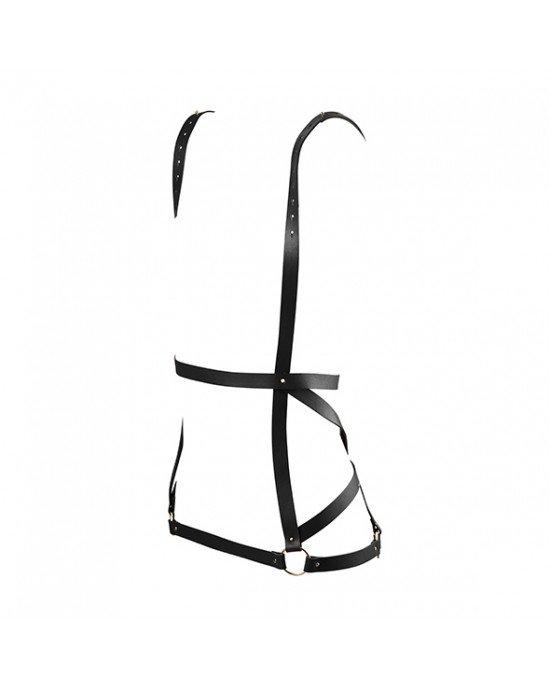 Imbracatura Arrow, nera - Bijoux Indiscrets