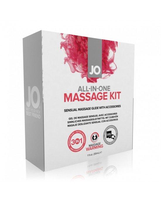 Kit da massaggio - Jo system