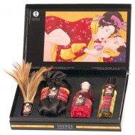 Kit della passione fragole e champagne - Shunga