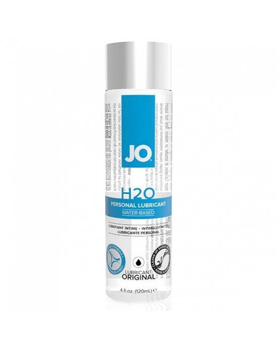 Lubrificante ad acqua 120 ml - Jo system