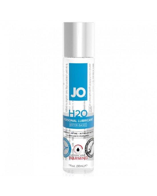 Lubrificante ad acqua caldo 30 ml - Jo system