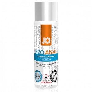 Lubrificante ad acqua caldo 60 ml - Jo system