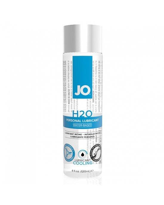 Lubrificante ad acqua freddo 120 ml - Jo system