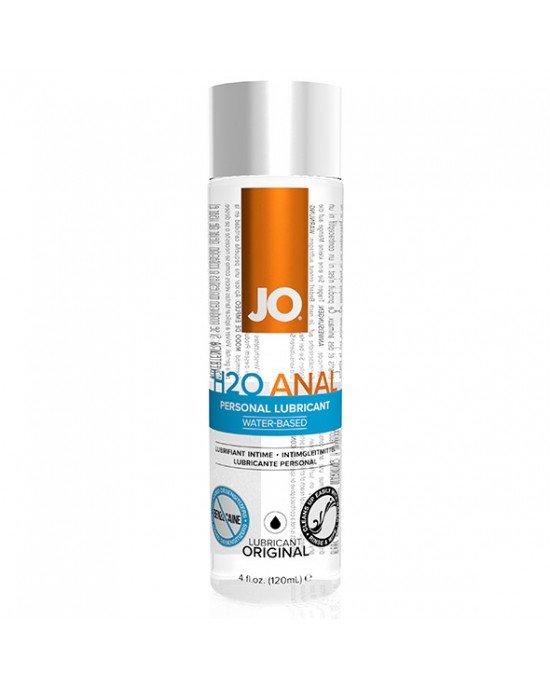 Lubrificante anale ad acqua 120 ml - Jo system