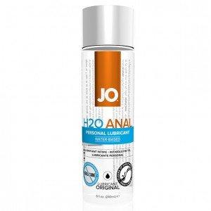 Lubrificante anale ad acqua 240 ml - Jo system