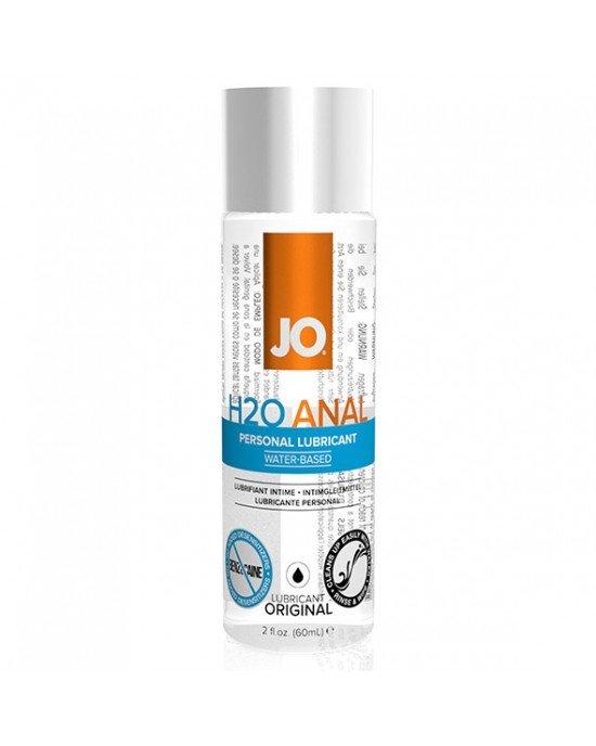 Lubrificante anale ad acqua 60 ml - Jo system