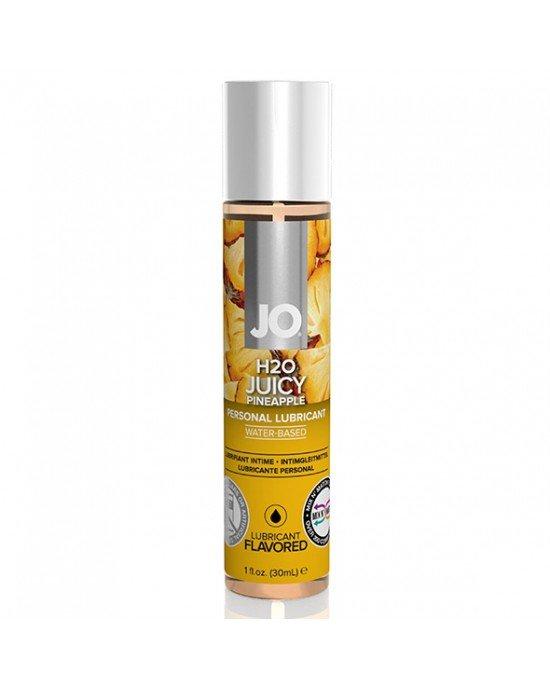 Lubrificante ananas 30 ml - Jo system