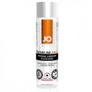 Lubrificante premium caldo 120 ml - Jo system