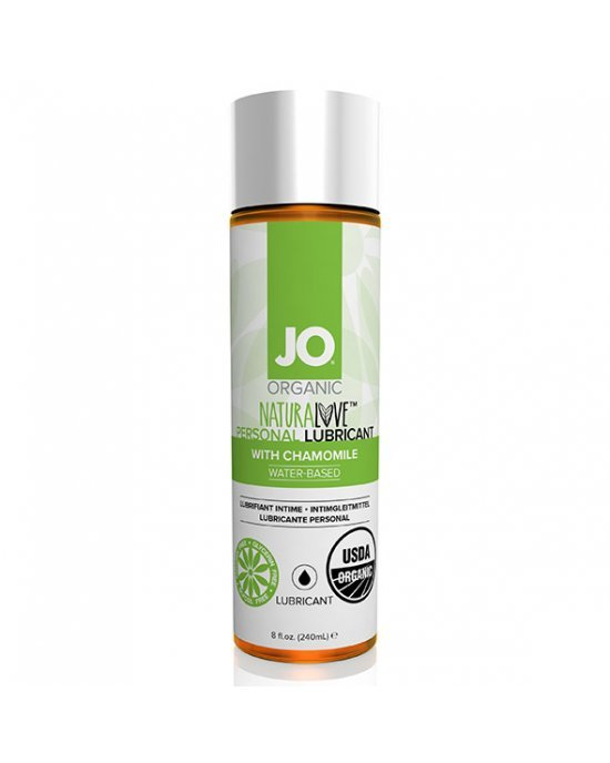 Lubrificante Naturalove organico 240ml - System Jo
