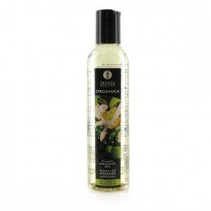 Olio da massaggio erotico thè verde - Shunga