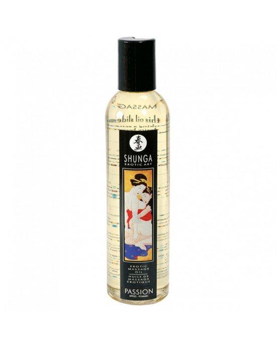 Olio Passion per massaggio erotico - Shunga