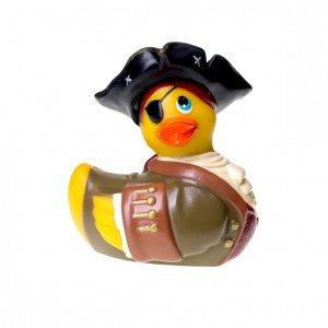 Paperella pirata piccola gialla - Big Teaze Toys