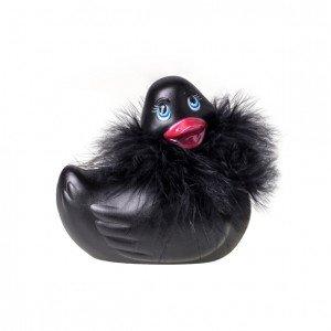 Paperella vibrante Paris piccola nera - Big Teaze Toys