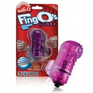 Vibratore Fingo Nubby fucsia - The Screaming O