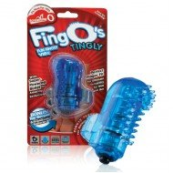 Vibratore Fingo Tingly blu - The Screaming O