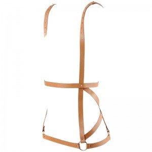 Imbracatura Arrow, marrone -  Bijoux Indiscrets