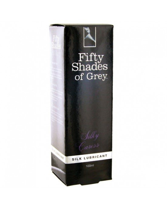 Lubrificante silky caress - Fifty Shades of Grey