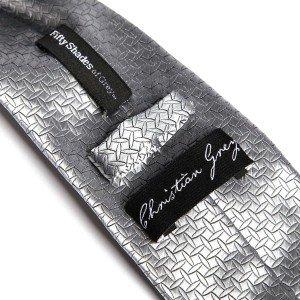 Cravatta ufficiale Christian Grey - Fifty shades of grey