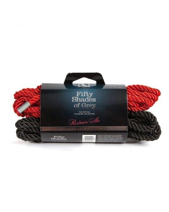 Set due corde bondage - Fifty shades of grey