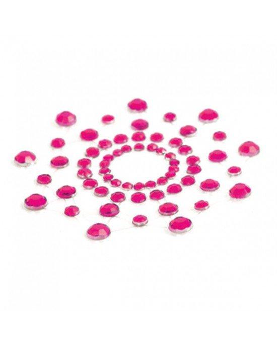 Copricapezzoli rosa - Bijoux Indiscrets