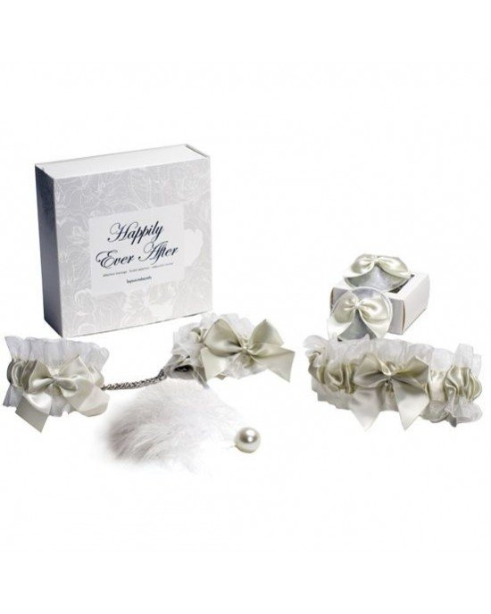 Kit bianco Happily Ever After - Bijoux Indiscrets