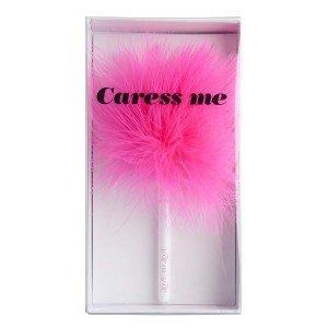 Tickler rosa in piume - Love to love