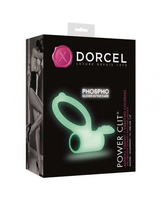 Anello vibrante stimolante verde - Marc Dorcel