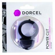 Anello vibrante stimolante grigio V2 - Marc Dorcel