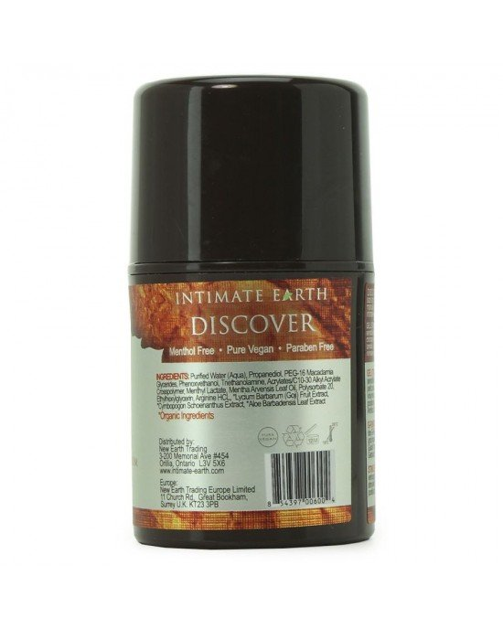 Gel stimolante punto G - Intimate Earth