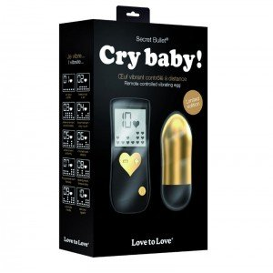 Cry Baby Gold - Love to Love