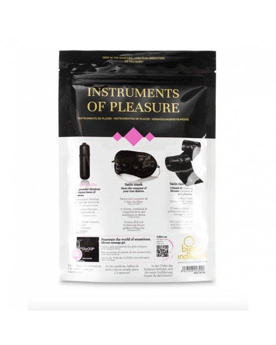 Kit del piacere viola - Bijoux Indiscrets
