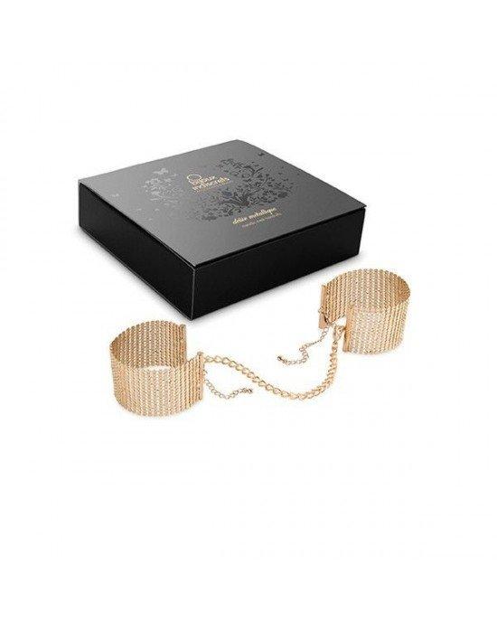 Manette oro - Bijoux Indiscrets