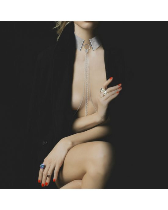 Girocollo elegante con catena - Bijoux Indiscrets