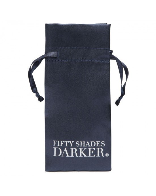 Vibratore per clitoride - Fifty shades of grey