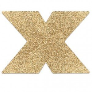 Copricapezzoli X oro - Bijoux Indiscrets