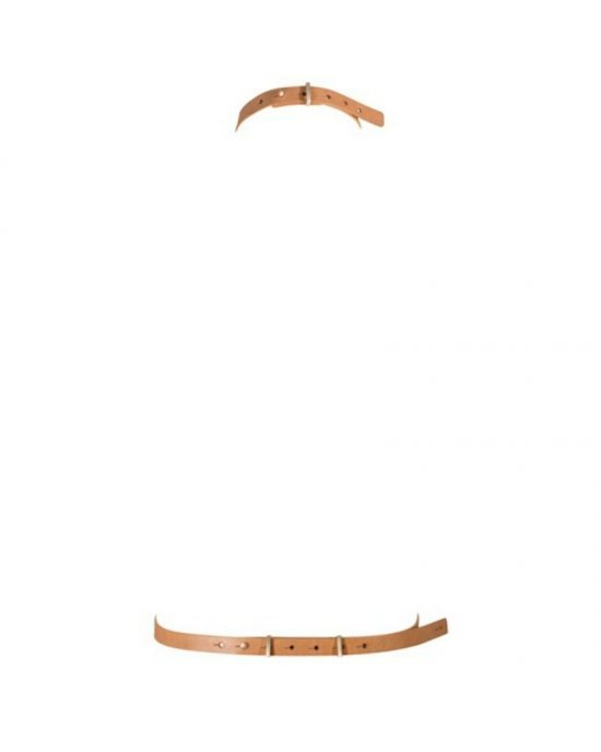 Imbracatura I, marrone - Bijoux Indiscrets