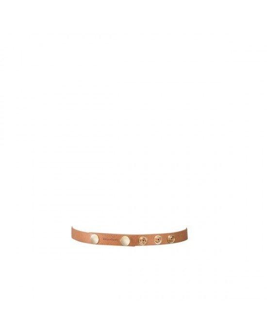 Giarrettiera cosce, marrone - Bijoux Indiscrets