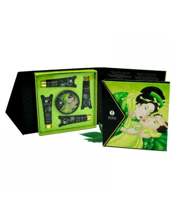 Kit exotic Tè Verde - Shunga